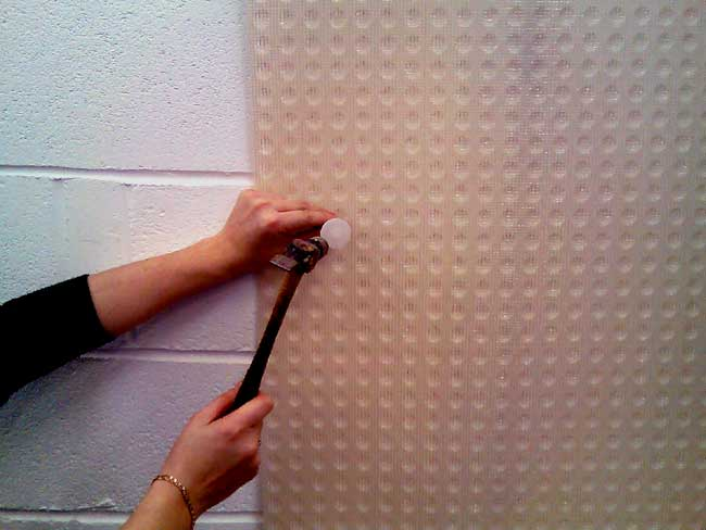Mesh Membrane for walls only - takes plaster or plasterboard.